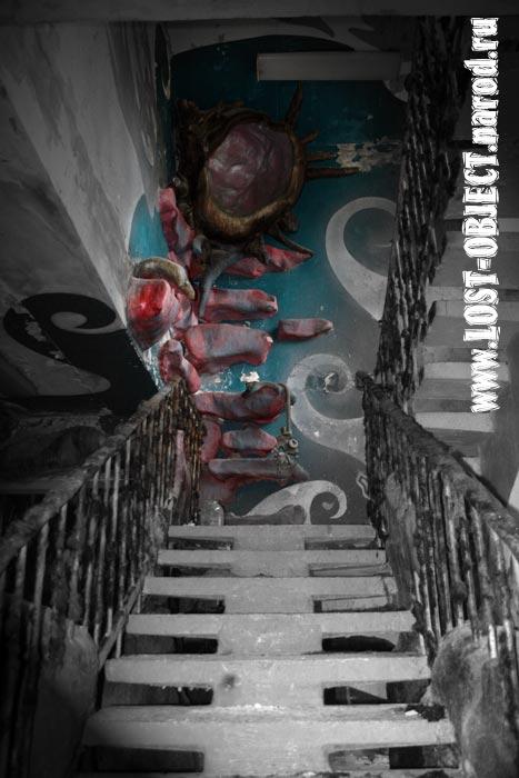 Лестница вид 2